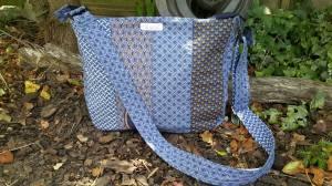Blue schwe schwe large bag