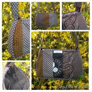 Schwe schwe South African bag by Craftee Fox