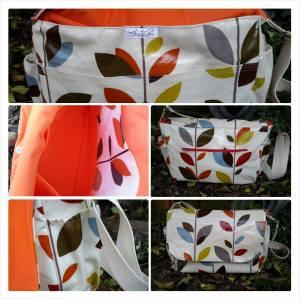 Leaf change bag