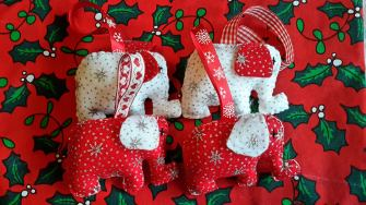 Elephant decorations